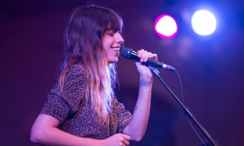 Lou Doillon at the Bush Hall