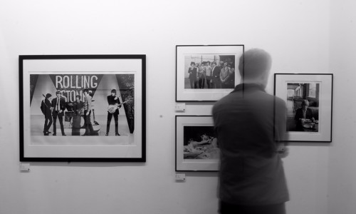 Terry O'Neill at Proud Chelsea - Paul Gambin - The Upcoming -12