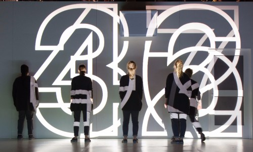 4.48 Psychosis ROH / Lyric Hammersmith   Co-commission with the Guildhall School of Music and Drama  Music     Philip Venables Director     Ted Huffman Designer     Hannah Clark Lighting designer     D.M. Wood Video designer     Pierre Martin Sound design     Sound Intermedia Movement director     Sarah Fahie