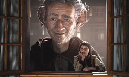 the bfg still spielberg cannes