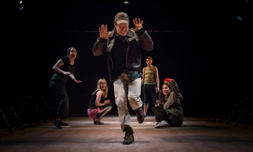 A Midsummer Night's Dream at Southwark Playhouse until 1st July CREDIT Tomas Turpie (1)