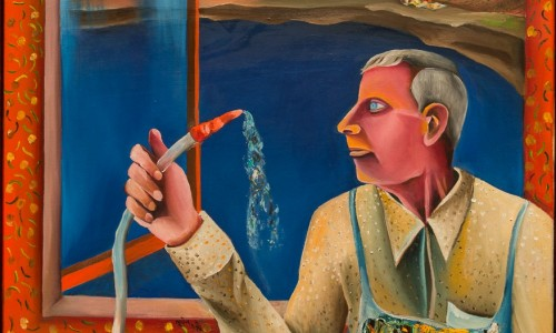 [Bhupen Khakhar] at [Tate Modern] - [Nick Bennett]- The Upcoming - [6] (2)