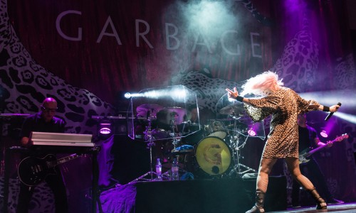 Garbage at the Troxy - Jon Mo - The Upcoming - 2