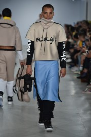 LCM SS17 - Bobby Abley - Krisztian Pinter - The Upcoming - 2