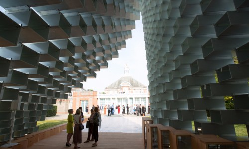 Serpentine Architecture Programme 2016