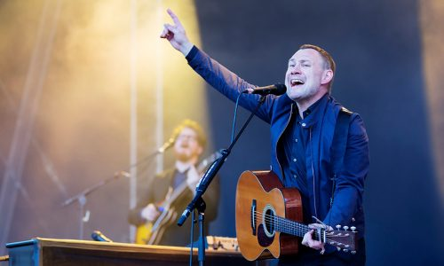 DAVID GRAY at GREENWICH MUSIC TIME - Guifre de Peray - The Upcoming - 16
