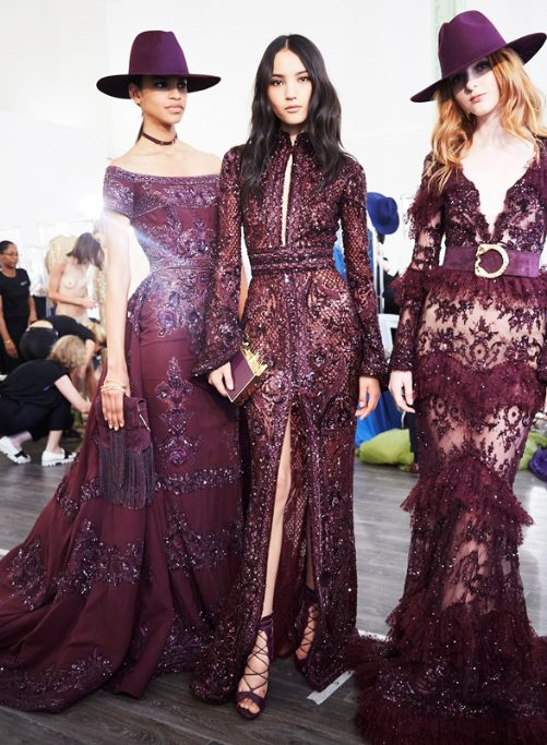 Haute Couter AW16 - Zuhair Murad - Ambra Vernuccio - The Upcoming - 56