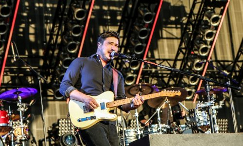 Mumford and Sons at British Summer Time Festival - Filippo LAstorina - The Upcoming - 1