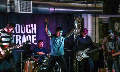 Riding the Low at Rough Trade East - Connor Picken -  The Upcoming -2
