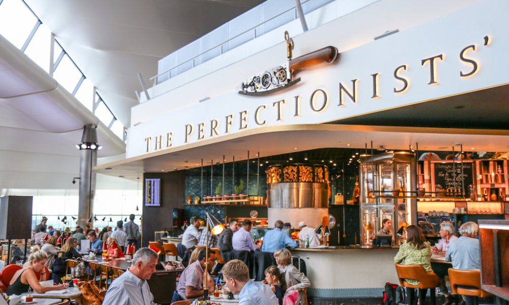 The Perfectionists Cafe by Heston Blumenthal - Filippo LAstorina - The Upcoming-24