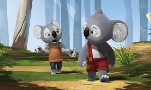 Blinky Bill the Movie feature