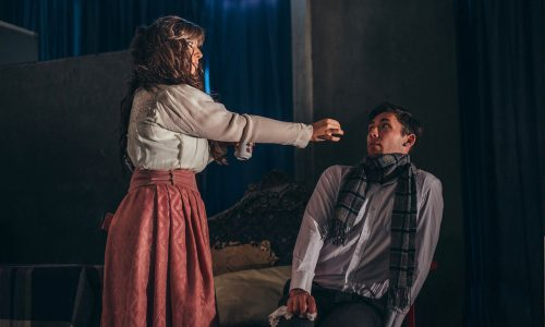 Therese Raquin at Southwark Playhouse feature