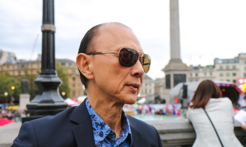 Jimmy Choo: An interview with the Malaysian shoe designer