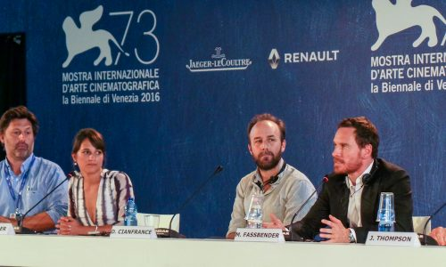 The Light Between Oceans press conference with Michael Fassbender and Alicia Vikander - Laura Denti - The Upcoming -4