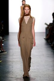 model-walks-the-runway-at-the-dennis-basso-during-new-york-fashion-picture-id607579306