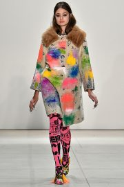 model-walks-the-runway-at-the-libertine-fashion-show-during-new-york-picture-id606528008