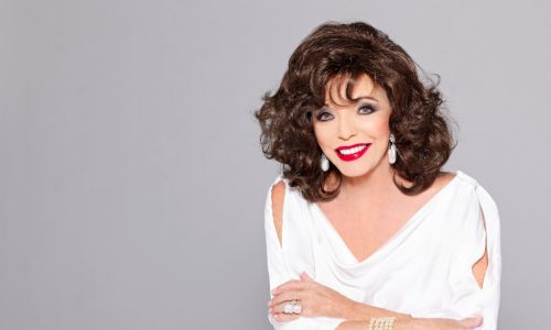 Joan Collins Unscripted feature