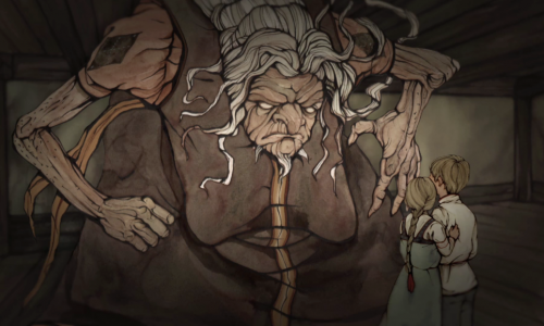 The Vanquishing of the Witch Baba Yaga feature