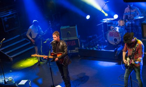 The  Rifles at Koko