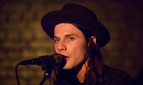 James Bay at the Slaughtered Lamb 2