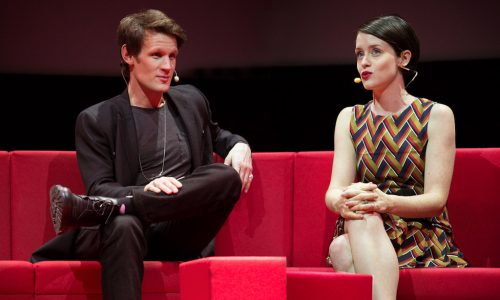Netflix Event, Paris 11.04.2016The Crown PanelMatt Smith