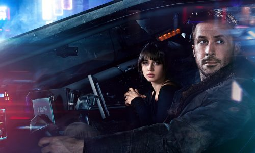 ANA DE ARMAS and RYAN GOSLING in Alcon EntertainmentÕs sci fi thriller BLADE RUNNER 2049 in association with Columbia Pictures, domestic distribution by Warner Bros. Pictures and international distribution by Sony Pictures Releasing International.