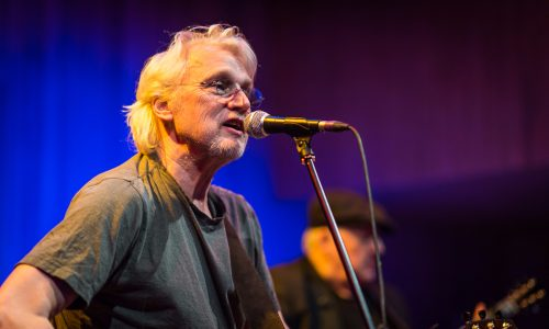 [David Knopfler] at [The Forge, Camden] - [Nick Bennett]- The Upcoming - [10]