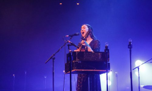 Lisa Hannigan at the Roundhouse - Filippo L'Astorina - The Upcoming -3