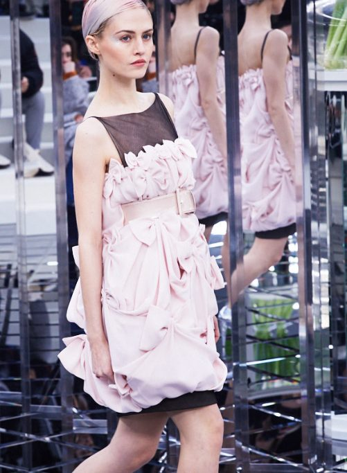 PFW HC SS17 - Chanel - Ambra Vernuccio - The Upcoming - 17