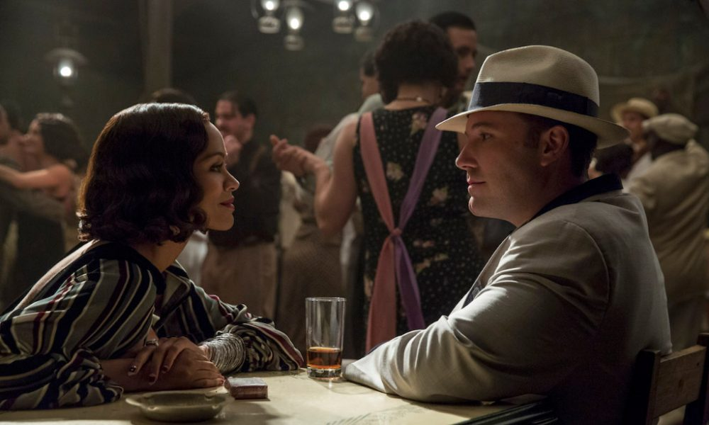 What's the story with Ben Affleck? 'Live by Night,' he hopes