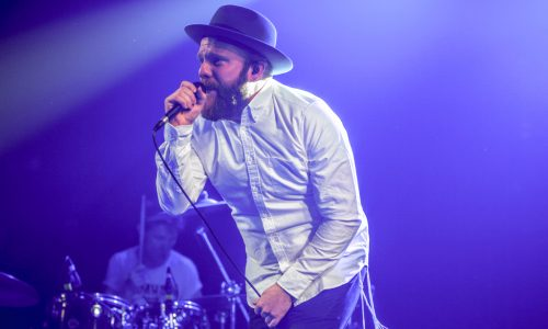Alex Clare at The Electric Ballroom
