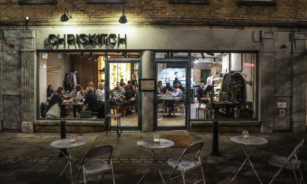 chriskitch in hoxton restaurant review the upcoming. Black Bedroom Furniture Sets. Home Design Ideas