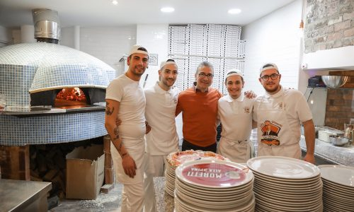 Da Michele ristorante - Filippo L'Astorina - The Upcoming -1 featured