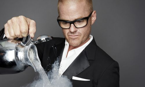 Heston Blumenthal Suit and N2 (photo credit Alisa Connan) featured