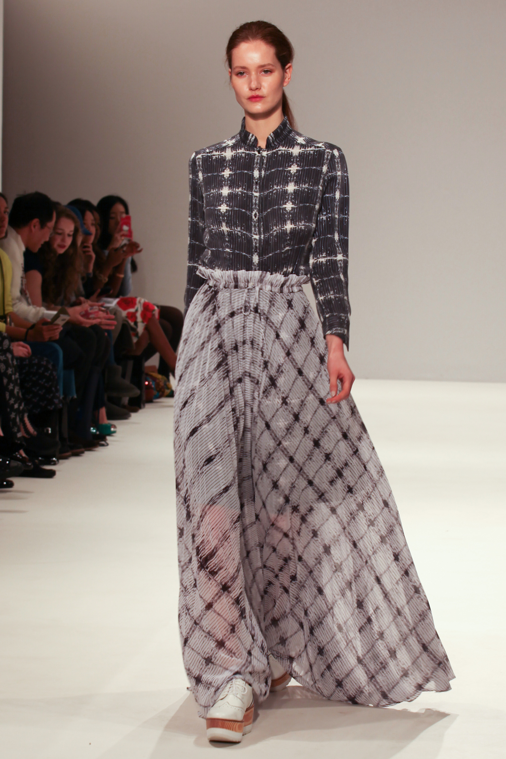LFW AW17 - Apu Jan - Amy Smith - The Upcoming-29
