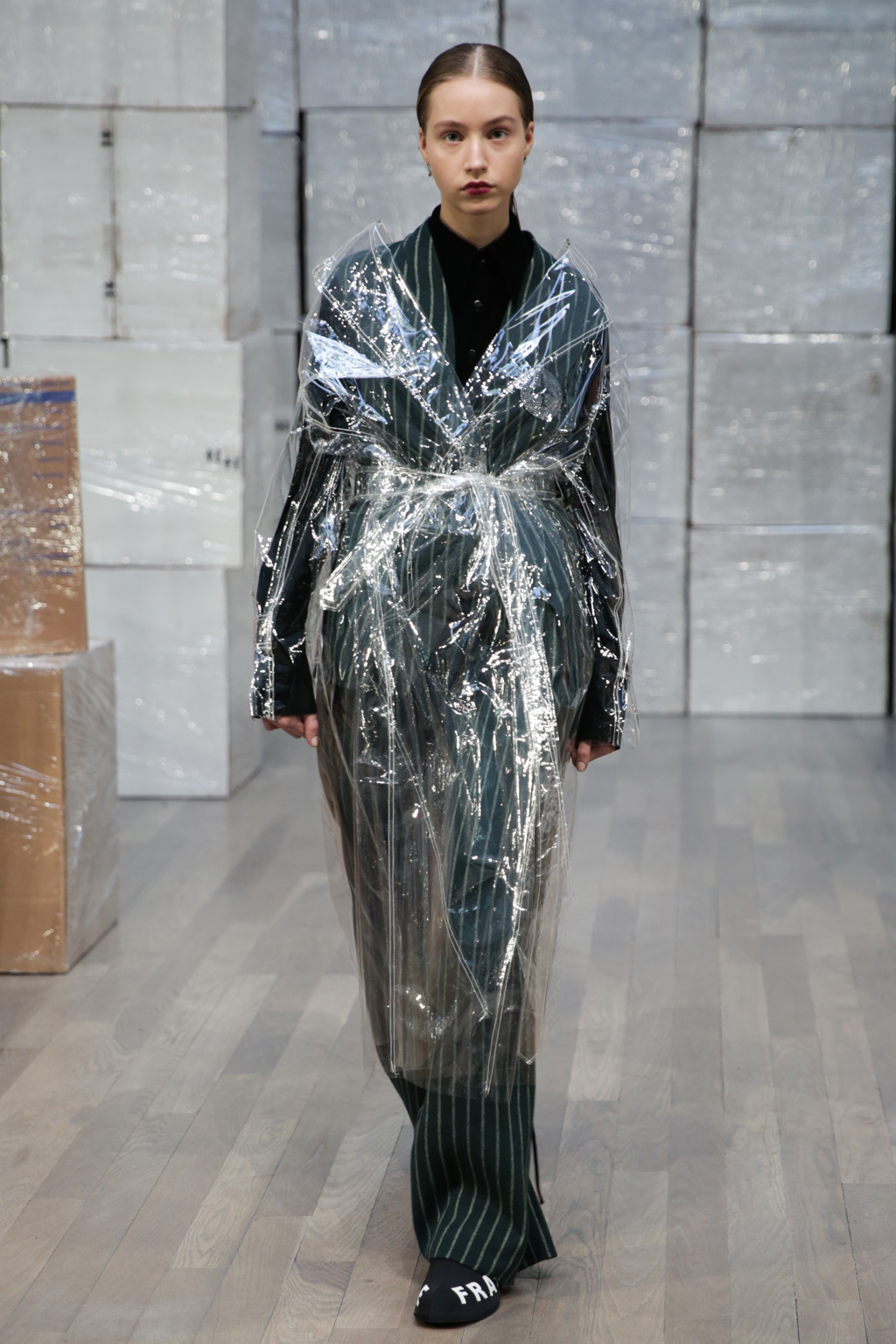 LFW AW17 - Haizenwang - Kimberley Archer - The Upcoming-12