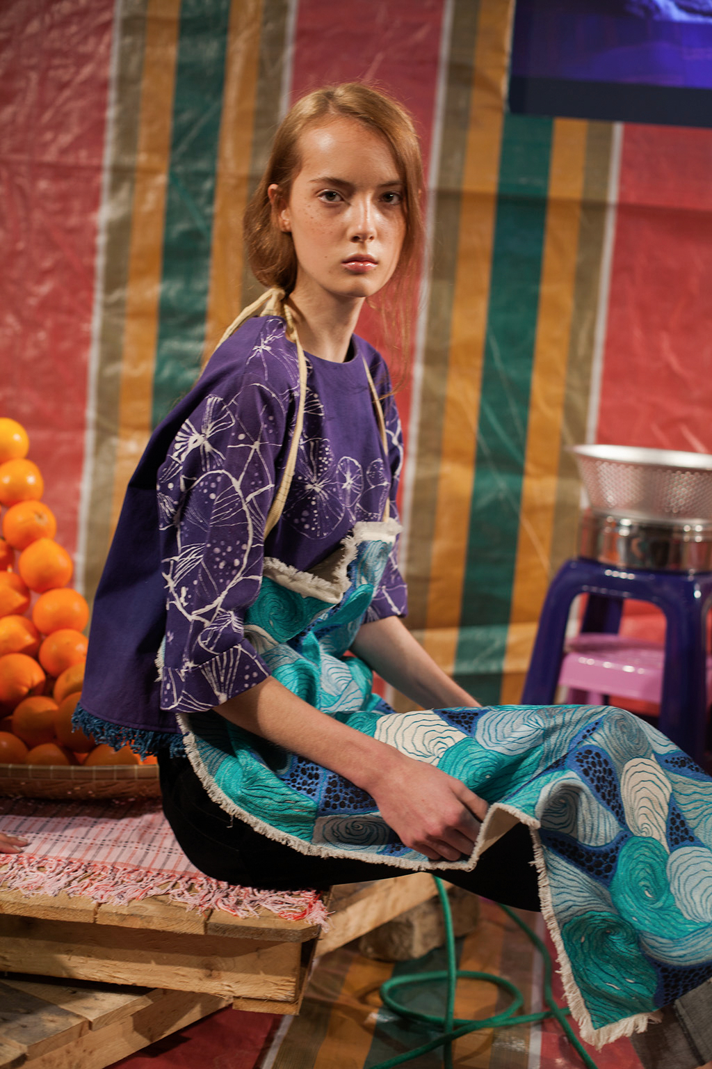 LFW AW17 - Lekat - Amy Smith - The Upcoming-6