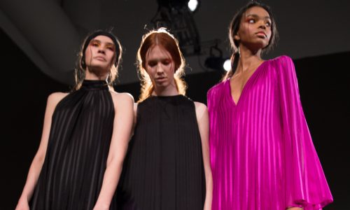 NYFW AW17 - (Carmen Marc Valvo) - (Dominique Pettway) - The Upcoming (10 of 12)