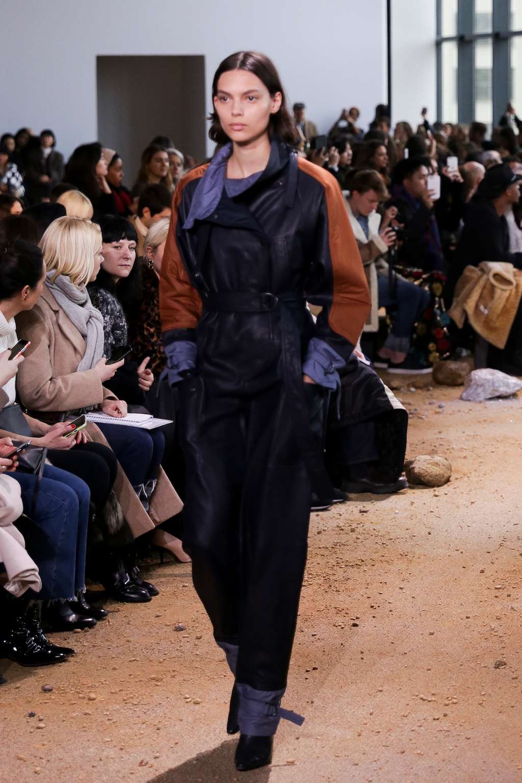 NYFW AW17 - Lacoste show - Jeenah Moon - The Upcoming - 3