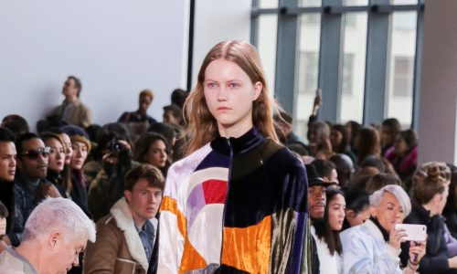 NYFW AW17 - Lacoste show - Jeenah Moon - The Upcoming - 32