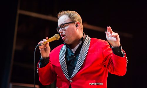 [St Paul and the Broken Bones] at [The London Forum] - [Nick Bennett]- The Upcoming - [13]