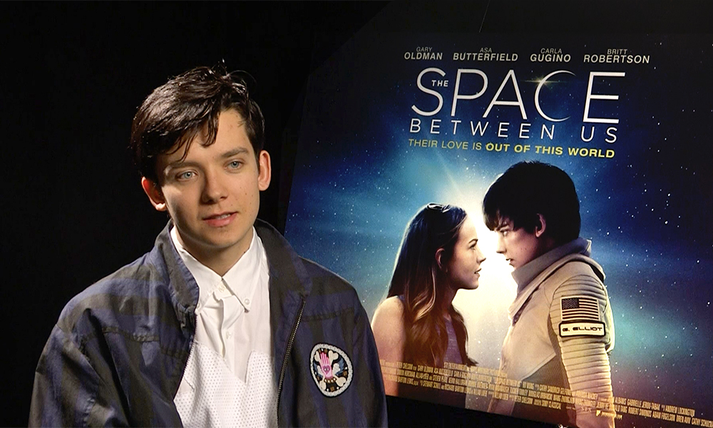 Fashion week berlin 2017 tickets - The Space Between Us An Interview With Asa Butterfield