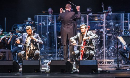 [2 Cellos] at [London Palladium] - [Nick Bennett]- The Upcoming - (3) featured