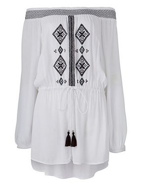 Embroidered Tunic, £35