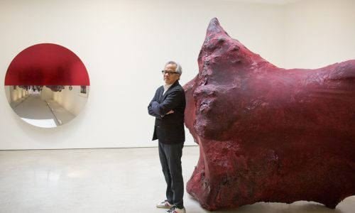 Sir-Anish-Kapoor-at-Lisson-Gallery--Erol-Birsen---The-Upcoming-6 featured