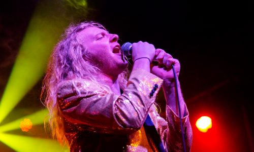 THE ORWELLS at SCALA - Guifre de Peray - The Upcoming - 12