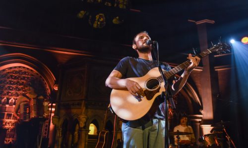 Keston Cobblers Club at The Union Chapel - DotsenkoOksana - The Upcoming-4