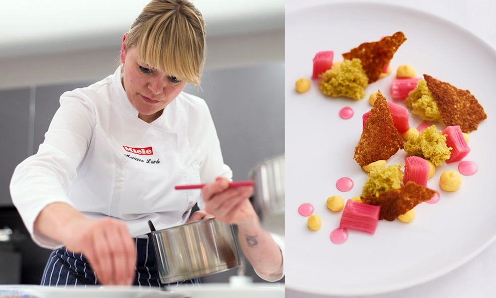A Night Of Fine Dining With Chef Marianne Lumb At Miele