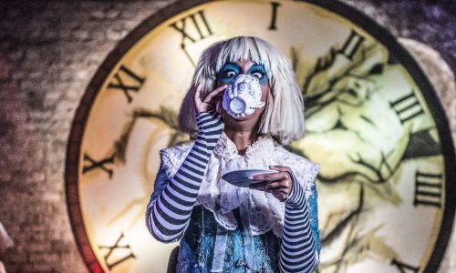 ADVENTURES IN WONDERLAND. Chandni Mistry 'Alice'. ©Rah Petherbridge Photography (3)