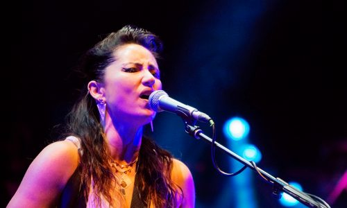 KT TUNSTALL at Barbican - Guifré de Peray - The Upcoming - 17